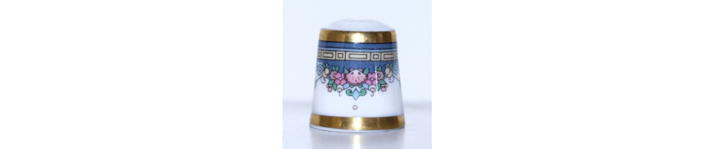 The first Royal Doulton Thimble Collection (8/12)