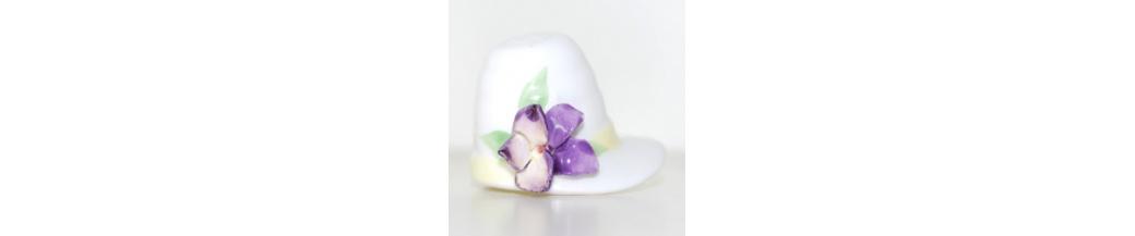 Floral bonnets (1/12)