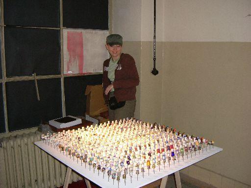 Wystawa kolekcjonerów PZO - 9