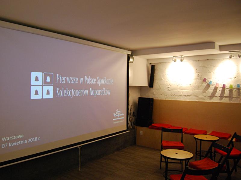 Pierwsze w Polsce Spotkanie Kolekcjonerów Naparstków - 2