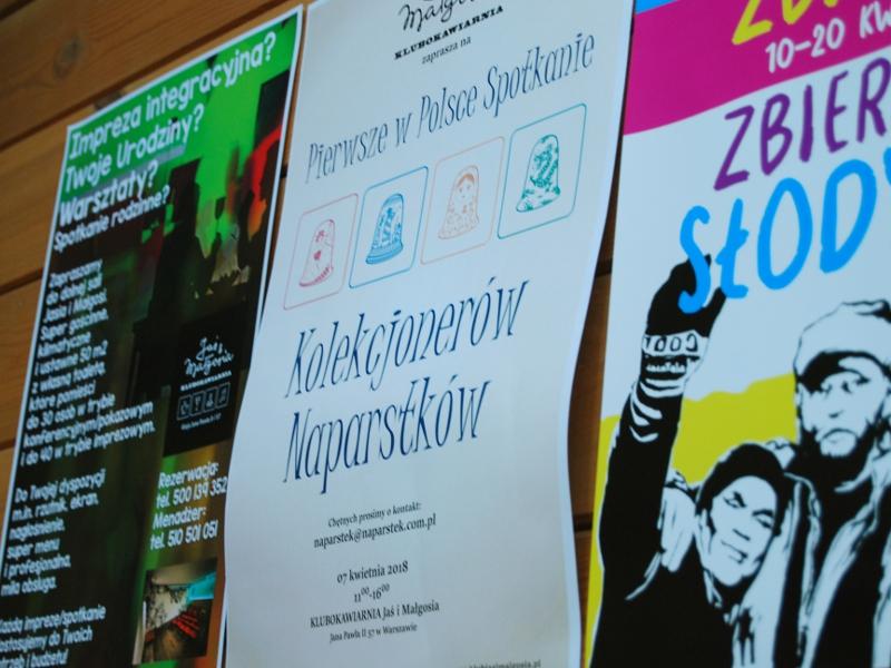 Pierwsze w Polsce Spotkanie Kolekcjonerów Naparstków - 5