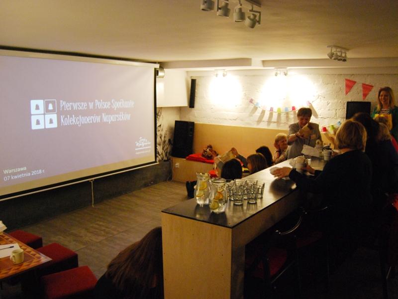 Pierwsze w Polsce Spotkanie Kolekcjonerów Naparstków - 23