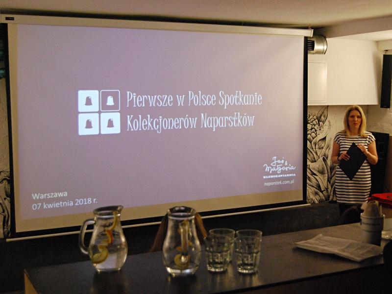 Pierwsze w Polsce Spotkanie Kolekcjonerów Naparstków - 35