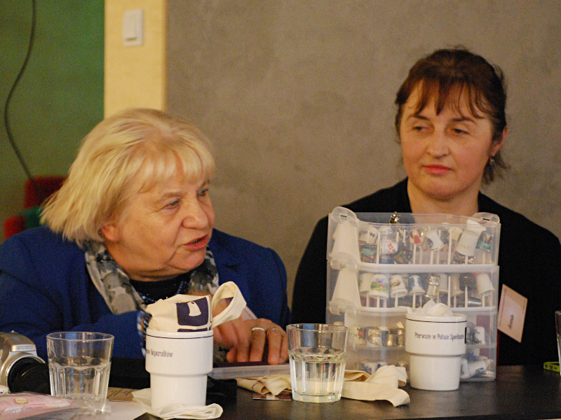 Pierwsze w Polsce Spotkanie Kolekcjonerów Naparstków - 52