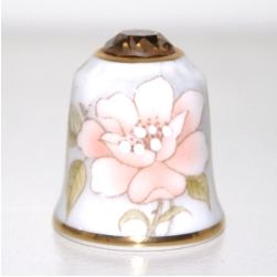 Sutherland Jewel-crowned flower thimbles